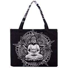 Ornate Buddha Mini Tote Bag