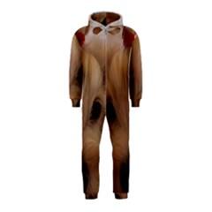 Maltese 3 Hooded Jumpsuit (kids)