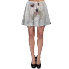 Maltese Full 2 Skater Skirt