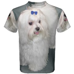 Maltese Full 2 Men s Cotton Tee