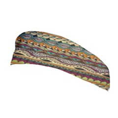 Aztec Pattern Stretchable Headband