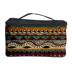 Aztec Pattern Cosmetic Storage Case