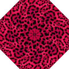 Leopard Skin Folding Umbrellas