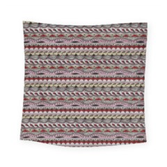 Aztec Pattern Patterns Square Tapestry (small)