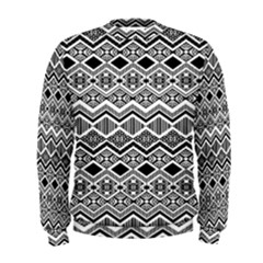 Aztec Design  Pattern Men s Sweatshirt