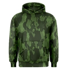 Camouflage Green Army Texture Men s Pullover Hoodie