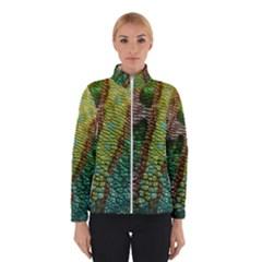 Chameleon Skin Texture Winterwear