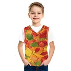 Leaves Texture Kids  Sportswear