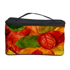 Leaves Texture Cosmetic Storage Case
