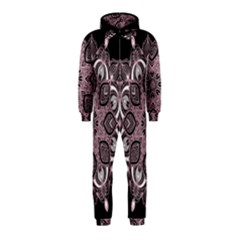 Ornate mandala Hooded Jumpsuit (Kids)