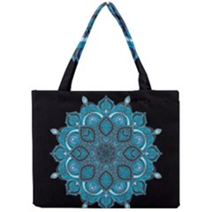 Ornate mandala Mini Tote Bag