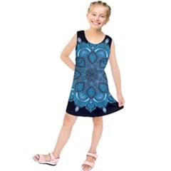 Ornate mandala Kids  Tunic Dress