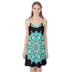 Ornate mandala Camis Nightgown