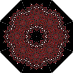 Ornate Mandala Straight Umbrellas
