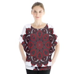 Ornate mandala Blouse