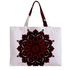 Ornate mandala Medium Tote Bag