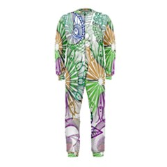 Zentangle Mix 1116c OnePiece Jumpsuit (Kids)