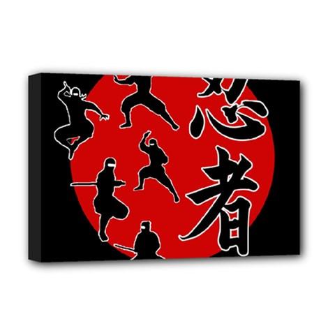 Ninja Deluxe Canvas 18  X 12