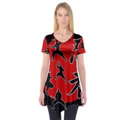 Ninja Short Sleeve Tunic