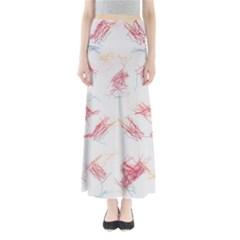 Doodles                 Women s Maxi Skirt