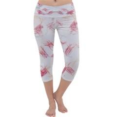 Doodles                       Capri Yoga Leggings