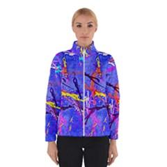 Paint splashes                       Winter Jacket