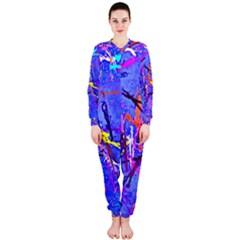 Paint splashes                       OnePiece Jumpsuit (Ladies)
