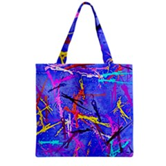 Paint Splashes                       Grocery Tote Bag