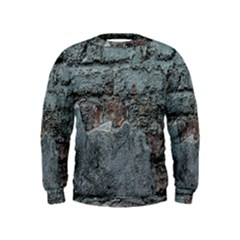 Concrete wall                         Kid s Sweatshirt
