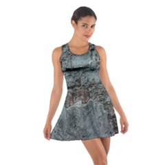 Concrete wall                        Cotton Racerback Dress
