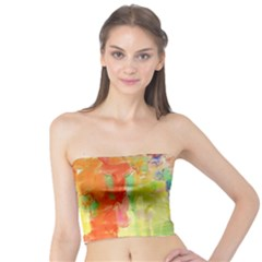 Paint texture                   Women s Tube Top