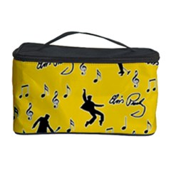 Elvis Presley  pattern Cosmetic Storage Case