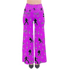 Elvis Presley  pattern Pants