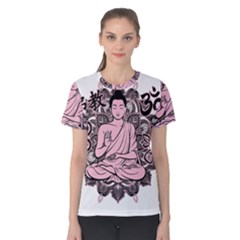 Ornate Buddha Women s Cotton Tee