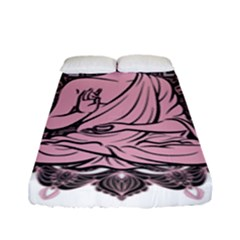 Ornate Buddha Fitted Sheet (Full/ Double Size)
