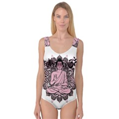 Ornate Buddha Princess Tank Leotard