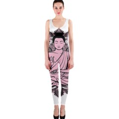Ornate Buddha OnePiece Catsuit