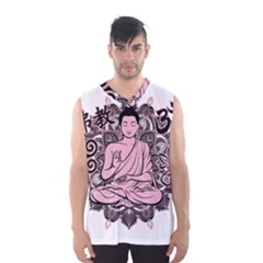 Ornate Buddha Men s Basketball Tank Top