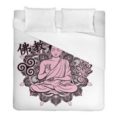 Ornate Buddha Duvet Cover (Full/ Double Size)