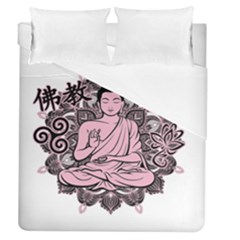 Ornate Buddha Duvet Cover (Queen Size)