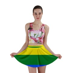 Pride rainbow flag Mini Skirt