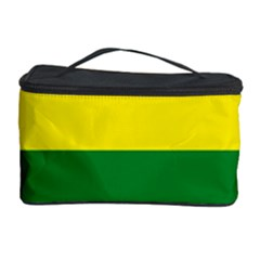 Pride rainbow flag Cosmetic Storage Case