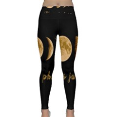 Moon phases  Classic Yoga Leggings