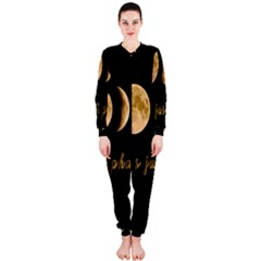 Moon phases  OnePiece Jumpsuit (Ladies)