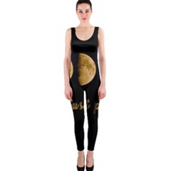 Moon phases  OnePiece Catsuit
