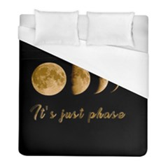 Moon phases  Duvet Cover (Full/ Double Size)