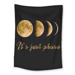 Moon phases  Medium Tapestry