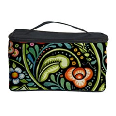 Bohemia Floral Pattern Cosmetic Storage Case
