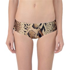 Animal Fabric Patterns Classic Bikini Bottoms