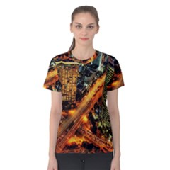 Hdri City Women s Cotton Tee
